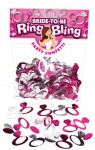 Bride To Be Ring Bling Confetti