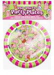 Wild Willy's Party Plates