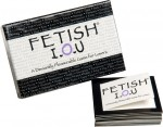 Fetish I.o.u Coupon Game