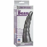 Vac-u-lock Attach The Beau Silicone Charcoal