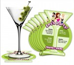 Party Coasters Game