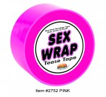 Sex Wrap Tease Tape Pink