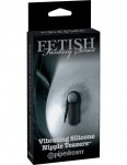 Fetish Fantasy Vibrating Silicone Nipple Teazers