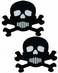 Pastease Skull & Crossbones Black