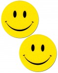 Pastease Smileyface Yellow